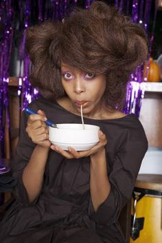 4 Things I Love About Erykah Badu ~ Curly Chic