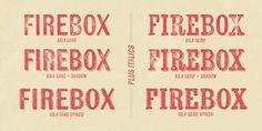 Kiln - Webfont & Desktop font « MyFonts Love the spiked version #spikedfont #font #fonts #fontdesign #fontidea #typography #vintagefont #retrofont