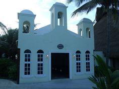 The Chapel of Peace on the property!!!  El Dorado Royale