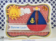 3 Girl JAM: Summer Lovin' with Jute Ribbon