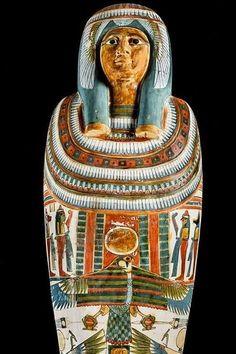 Egyptian Mummies, Ancient Egypt, Coffin