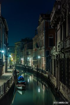 Venice by night - Italy