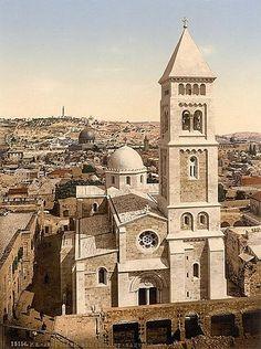 Church of the Redeemer - Jerusalem, Israel