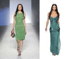 A return to old Hollywood glamour - Alberta Ferretti-Philosophy   SPRING 2012