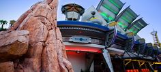TTA Peoplemover - one of my favorite attractions at Disney World!