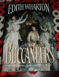 didn't know Wharton wrote this, only watched the miniseries.  Must reaaaad. The Buccaneers - Edith Wharton