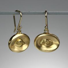 Quadrum - Gabriella Kiss Jewelry  Eye Earrings