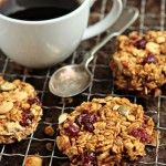 Pumpkin Granola Bars (GF) (applesauce, dried cranberries, white chocolate chips, pecans or walnuts, pumpkin seeds)