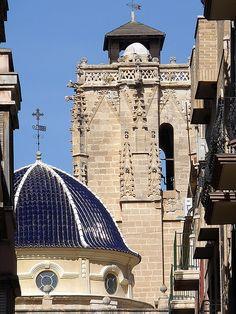Orihuela: Iglesia Santa Justa y Rufina - Alicante