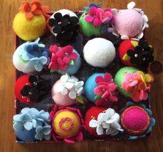 Holiday pin cushions-57 | Flickr - Photo Sharing!