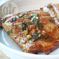 Photo de recette : Saumon grillé