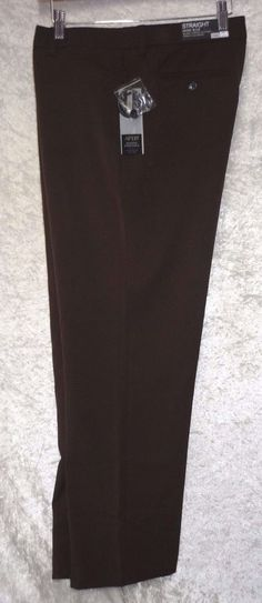 Apt 9 Womens Dress Pants Classic high rise shaping size NEW Dress Pants, Women's Pants, Slacks, Pants For Women, Classic, Clothing, Ebay, Dresses, Derby