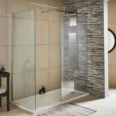 Premier Walk-In Shower Enclosure 1500mm x 900mm (1000mm+900mm Glass) with Tray