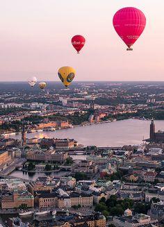 Stockholm - Sweden (von Storkholm Photography)