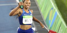 Allyson Felix Now Has The Most Gold Medals Of Any Female Runner Ever