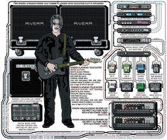 Jim Root – Slipknot – 2004 | Guitar.com