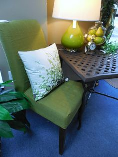 Slipper Chair $49.00. - Consign It! Consignment Furniture
