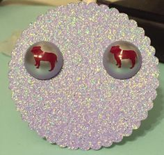 A personal favorite from my Etsy shop https://www.etsy.com/listing/231926847/mississippi-state-bulldog-faux-pearl