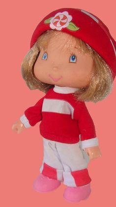 Strawberry Shortcake Doll, Elf On The Shelf, The Originals, Antiques, Holiday Decor, Nostalgia, Memories, Vintage, Antique Dolls