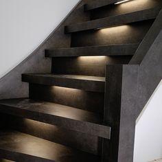 Trendy Stairs Lighting Design Dream Homes Ideas