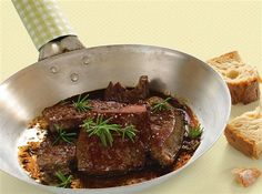 Συκώτι µε ξίδι µπαλσάµικο και µέλι - BHMAgourmet - Συνταγές - Το Βήμα Online