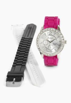 Cute watch set and reasonably priced! -RB