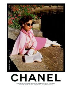 Fashion Flashback: Vintage Chanel Ads