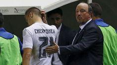 Cheryshev afirma que el Villarreal no le informó de la sanción