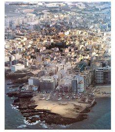 La Puntilla 1992, Las Palmas de Gran Canaria. Canario, The Good Place, City Photo, Nice, Las Palmas, Canary Islands, Continents, Antique Photos, Earth