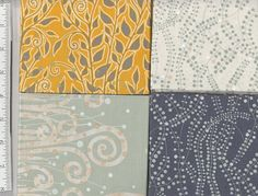 Enchantment - (9) Fat Quarter Fabric Bundle #supplies @EtsyMktgTool http://etsy.me/2rJkXoF