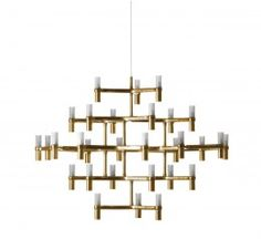 Crown Major Gold Plated - Pendant lamp