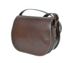 This item is unavailable Handbags For Men, Small Handbags, Leather Handbags, Leather Bag, Brown Leather, Crossbody Saddle Bag, Saddle Bags, Satchel, Mobile Pocket