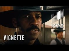 Sony Pictures Entertainment: THE MAGNIFICENT SEVEN Character Vignette - The Bounty Hunter (Denzel Washington)