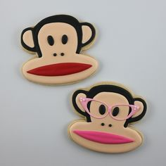Paul Frank Cookies