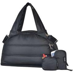 Luiertas doudoune bag black