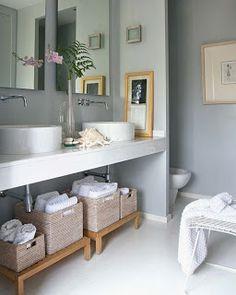 Decoração para Banheiros: Móveis ~ Arte De Fazer | Decoração e Artesanato