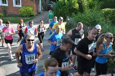 Wooburn Park 10K Weekend Review 7th to 8th September 2013