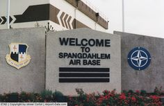 Spangdahlem Air Base, Spangdahlem Germany Ed and I were stationed here from Nov. 1979 to Nov. 1981.