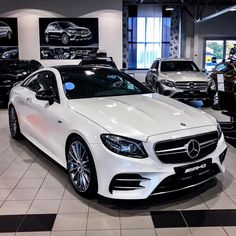 mercedes amg Mercedes-AMG E 53 Coup Continuous development has been one of the main driving forces behind Mercedes-AMG for more than 50 Mercedes Amg, Mercedes E Class Coupe, Top Luxury Cars, Driving Force, Pretty Cars, Future Car, My Ride, Car Accessories, Cars And Motorcycles
