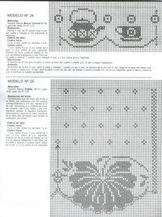 Filet crochet - Majida Awashreh - Picasa-Webalben