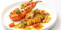 Francesco Mazzei shares a sunny lobster tagliatelle recipe with Great British…