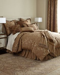 for the guest room: sweet dreams palais royale bedding