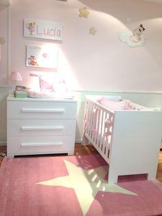 Ideas de Comoda para el dormitorio del niño #infantiles #blancas
