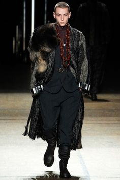 Damir Doma  Menswear - Collection - Gallery - Style.com
