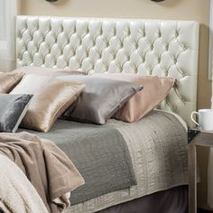 Results for Tufted Headboard King - Free Shipping on orders over $45 at Overstock.com.