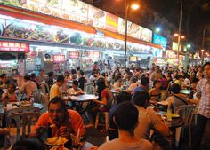 Guide to Kuala Lumpur - Jalan Alors Street Food - For more on Kuala Lumpur check our boutique city guide for the best of KL: http://best-of-kl.com/