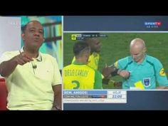 Árbitro no frances pede desculpas a jogador brasileiro   Analise do Sele...
