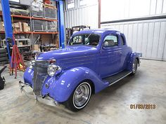Ford : Other Coupe; 2 Door 1936 FORD 5 WINDOW COUP - http://www.legendaryfinds.com/ford-other-coupe-2-door-1936-ford-5-window-coup/