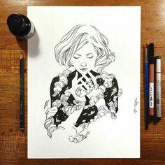 Illustration by Elfandiary