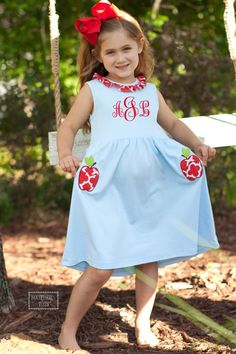 Southern Tots back to school outfit